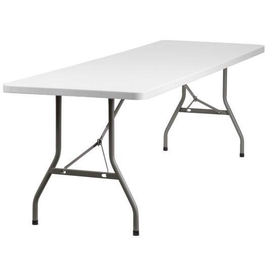 8 X 4 Table