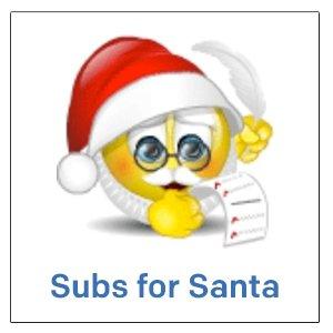 Subs for Santa